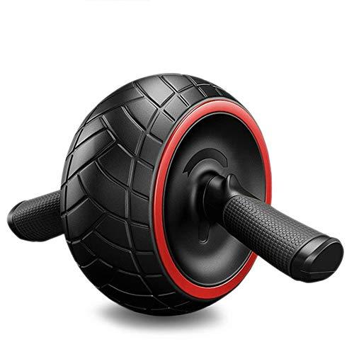 CNCBT Abdominal Fitness Rad, Zugstufe Typ Giant Wheel Gummi Bauchmuskeln Rad-Rolle Übung Bauchmuskeln Trainingsgerät