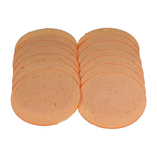 Gelbwurst mit Petersilie 1/2 Wurst ca. 1.200 g