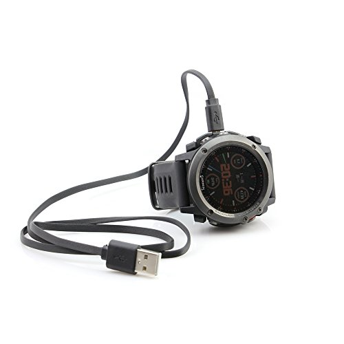 『Junsi Data Sync Power Charger Charging Dock f Garmin Fenix 3 Fenix3 GPS SPort ポート Watch』の2枚目の画像