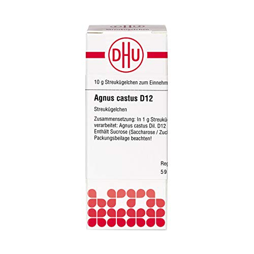 DHU Agnus castus D12 Globuli, 10 g Globuli