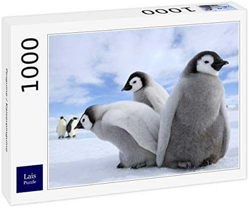 Lais Puzzle Pinguine / Kaiserpinguine 1000 Teile