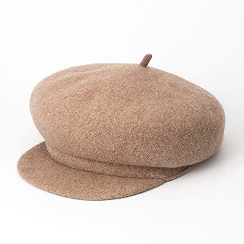 DAIDAIWLH Beret Womens Hats Bonnet Thick Warm Painter Cap Outdoor Casual Sport Reisen...