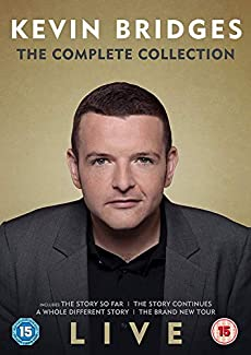 Kevin Bridges: The Complete Collection - Live