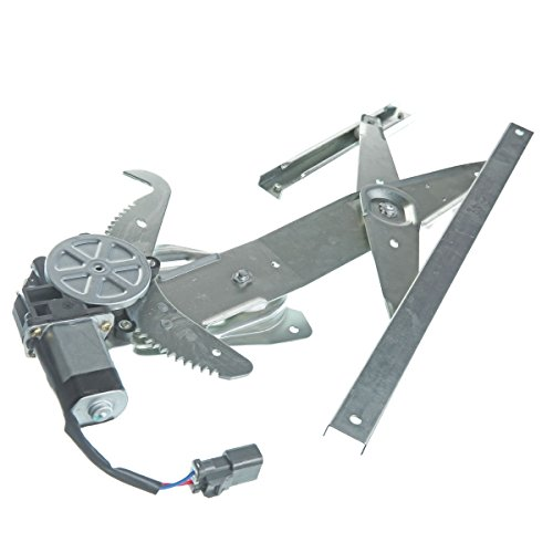 Front Right Passenger Side Power Window Regulator with Motor for Mercury Sable 1996-2005 Ford Taurus 1996-2007