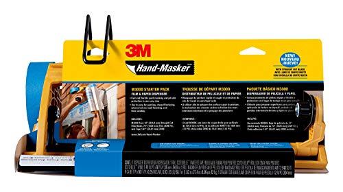 3M Hand-Masker Pre-Assembled Masking Film & Tape Kit, M3000-PAK-SC
