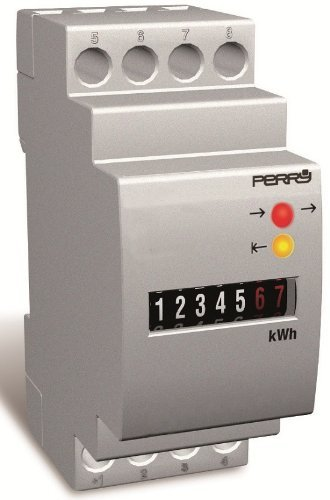 Sesam 1CO CO230/2 Compteur horaire de fonctionnement 230 VAC 2 TE