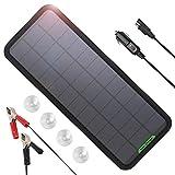 GIARIDE Chargeur Solaire Voitures de Batterie Module Panneau Sunpower Solaire Chargeur de Auto Photovoltaïque...
