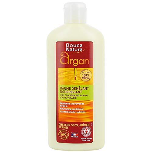 DOUCE NATURE Baume démélant à l'huile d'Argan - 250ml
