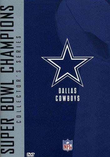 NFL Super Bowl Collection - Dallas Cowboys 2-DVD Box