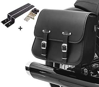 Suchergebnis Auf Für Kawasaki En 500 Leder Satteltaschen Koffer Gepäck Auto Motorrad