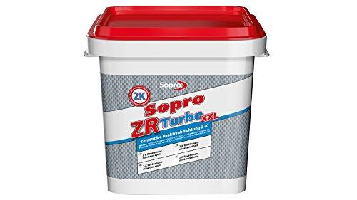 Sopro ZR Turbo XXL Zementäre Reaktivabdichtung 2-K - ZR 618