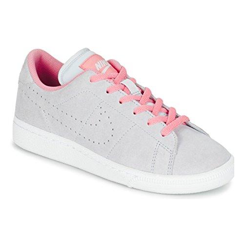 Nike Tennis Classic Premium, Zapatillas Unisex Niños, Gris (Grau Grau), 38.5 EU