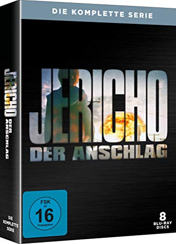 Jericho - Die komplette Serie [Blu-ray]