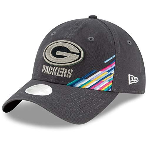 New Era 9Forty Damen Cap - Crucial Catch Green Bay Packers