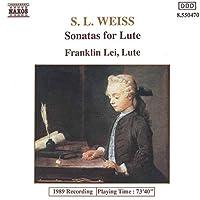 Weiss:Sonatas 11 & 17/Parti