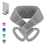 Best Back Scrubbers - BeiYoYo Back Scrubber for Shower, Silicone Body Brush Review