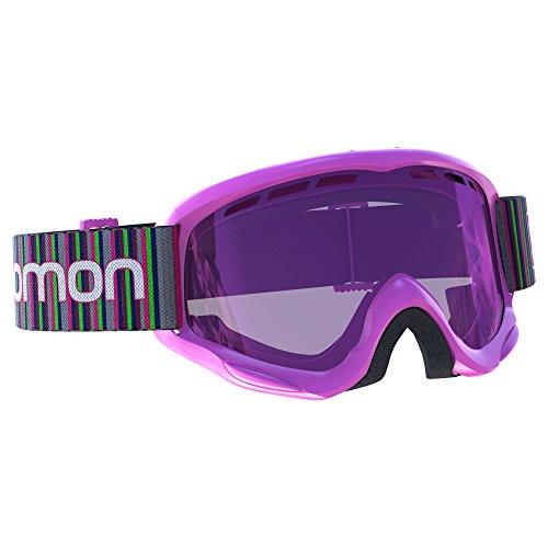 Salomon, Gafas de esquí para niños (6-12 años), Para personas con gafas...