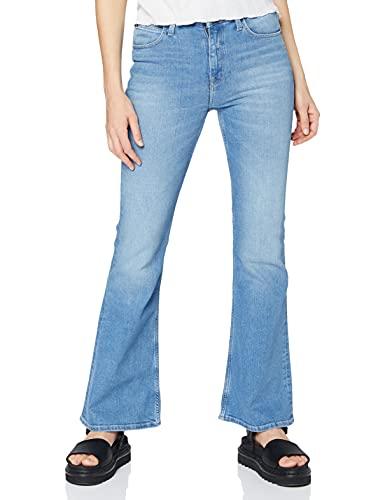 Lee Damen Breese Flared Jeans, Blau (Jaded Eu), W30/31L