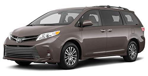 2019 Toyota Sienna Limited, Front Wheel Drive 7-Passenger (Natl), Toasted Walnut Pearl