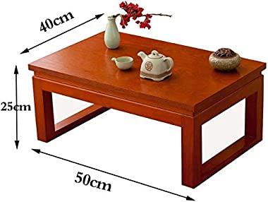 Selected Furniture/Coffee Table Solid Wood Table Tatami Bay Window Table Japanese Rectangular Table Zen Coffee Table Balcony
