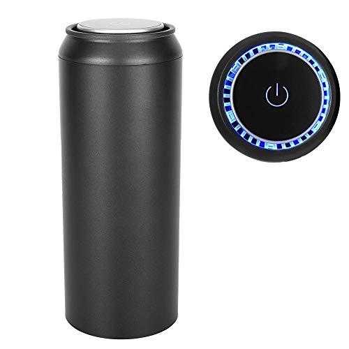 Affordable Fdit Portable Car Mini Air Purifier, Portable USB Charging Air Purifier Cleaner Smoke Sme...