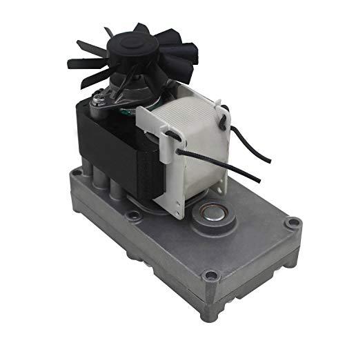 Schneckenmotor für pelletofen 220v 3.2rpm getriebemotor pellets förderschnecke pellets motor pelletmotor förderspirale