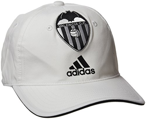 adidas Valencia CF Gorra, Hombre, Blanco (Blanco), OSFM