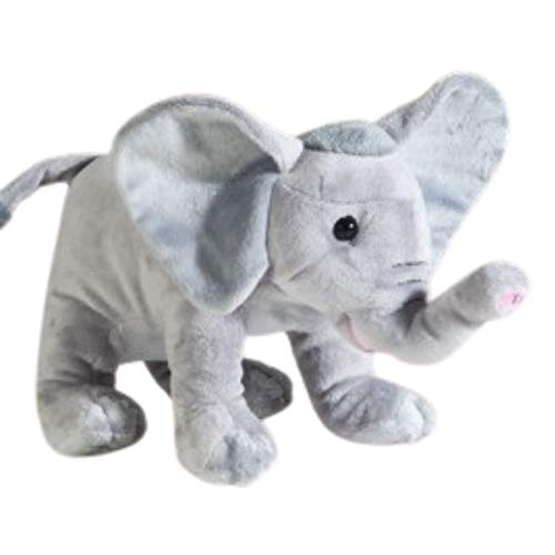 Sonoma Lavender Micorwaveable Aromatherapy Stuffed Animals, Plush Elephant