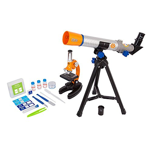 Discovery Telescope And Microscope Combo Set, 44-41101
