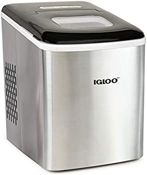 Igloo ICEBNH26SS 26-Pound Self Cleaning Ice Maker