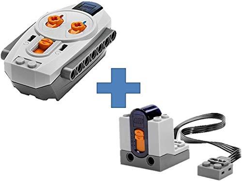 LEGO Power Functions Infrarot Empfänger, 1 Baukasten - Baukastenspielzeuge, ab 7 Jahren, 1 Set