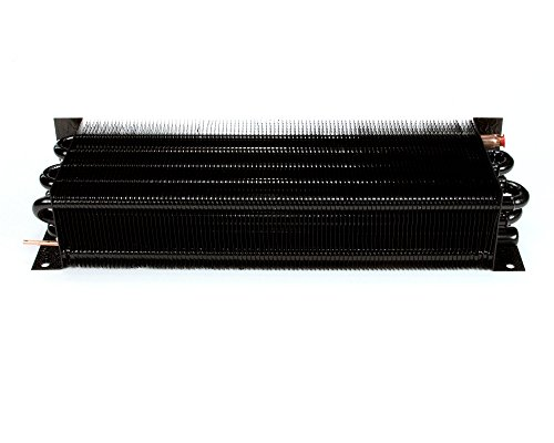 """True 928590 Evaporator Coil Assembly, T-12, 17"""" Height, 11"""" Width, 8"""" Length"""