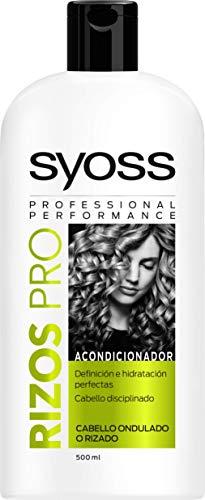 SYOSS - Acondicionador Rizos Pro - Definición e hidratación - 500ml