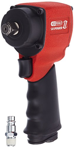 KS Tools 515.1250 1/2″ SlimPOWER Hochleistungs-Druckluft-Schlagschrauber 1.300Nm