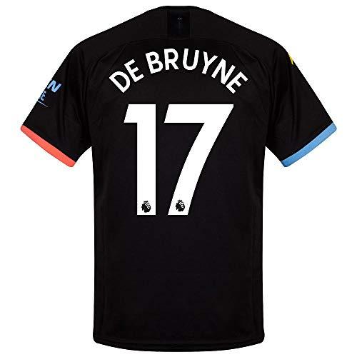 PUMA Man City Away De Bruyne 17 Jersey 2019-2020 (Official Premier League Printing) - XXL