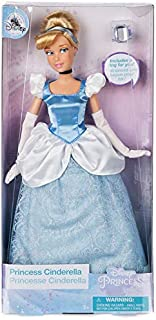 Disney Store Cinderella Classic Doll with Ring - 11 1/2'' 2018 Version