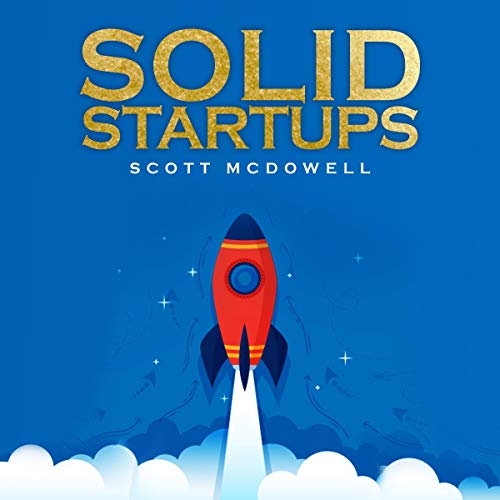『Solid Startups: 101 Solid Business Ideas』のカバーアート