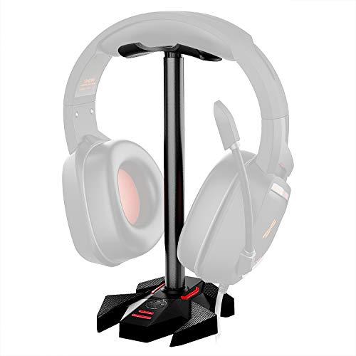 bigzzia Headphone Stand Holder Headset Stand Headset Gaming Headset Holder Universal Headset Holder...