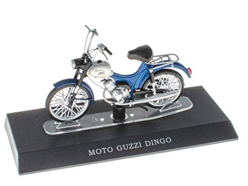 OPO 10 - Moto Guzzi Dingo Colección Mobylette 1/18 (M14)