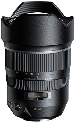 Tamron A012E - Objetivo para Canon (Distancia Focal 15-30 mm, Apertura f/2.8-22), Negro