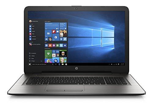 HP 17-x090nf 2.00GHz i3-6006U Intel Core i3 della sesta generazione 17.3' 1600 x 900Pixel Argento Computer portatile