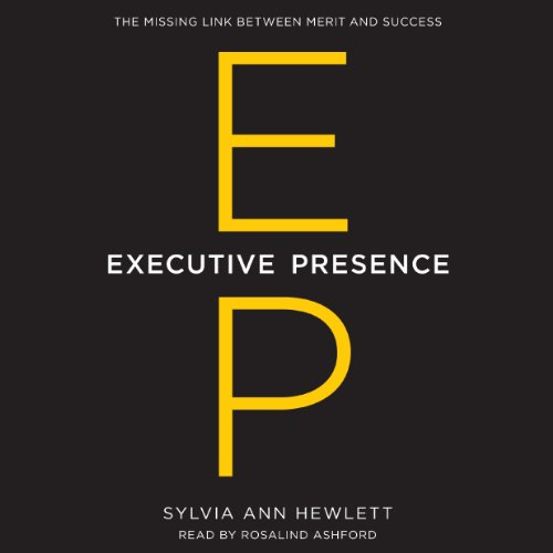 Executive Presence cover art