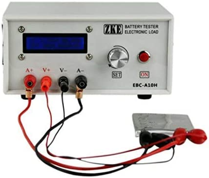 Battery Testers, EBC-A10H Electronic Load Battery Charging Capacity Tester Car Industry Battery Analyzer Electronic Power Performance Testing Tool Load Battery Alternator Charging Capacity Tester, USA