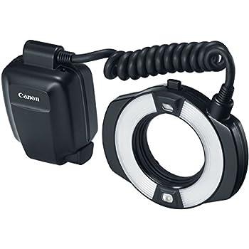 Canon MR-14EX II Macro Ring Lite  Black