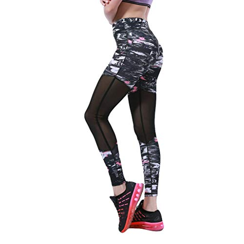 Leggins mujer push up Leggings yoga mujer pantalones deportivos mujer Largos Leggings para Running Deportes 3D Digital Impresión pantalones push up Mujer Legging Pantalon Fitness Polainas de gimnasio
