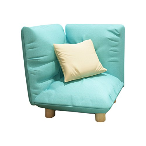 HCJLR FJXLZ® Beanbag, Simple Modern Individual Small Sofa Simple Living Room Floor...