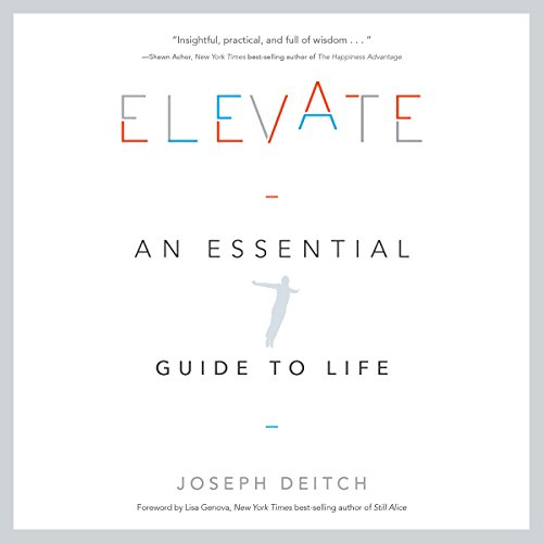 Elevate audiobook cover art