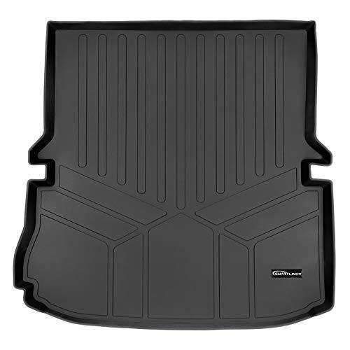 MAXLINER All Weather Cargo Liner Floor Mat Behind 2nd Row Black for 2011-2019...