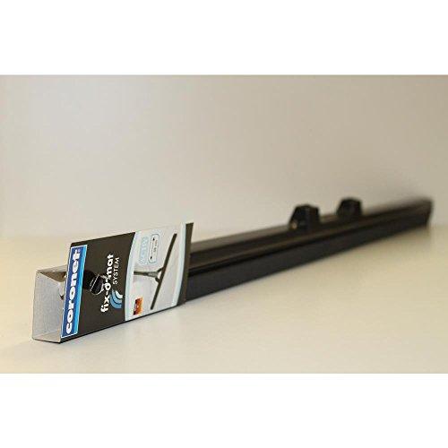 Coronet Wasserschieber-UM661595, schwarz, 58x10x10 cm, 521810
