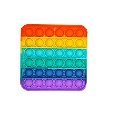 La Cosa Tiene Tela Fidget Toy, Juguete antiestres Autismo para niños y Adultos. Push Pop Bubble Sensory Toy Relajante. de La Cosa Tiene Tela